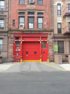 W 83 St Fire House For Post 3-25-2013